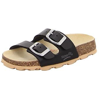 Superfit Boys Tecno 111-00 Sandals Black