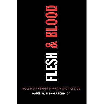 Kött och blod: tonårs kön mångfald och våld
