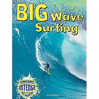 Big Wave Surfing (Intense Sports)