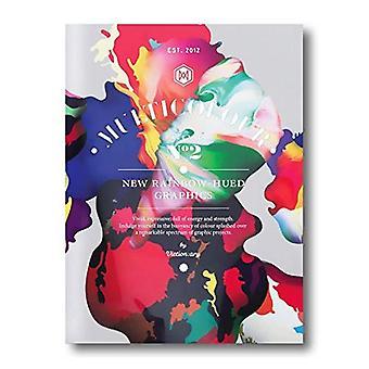 Palette 02: Multicolour - New Rainbow-Hued Graphics