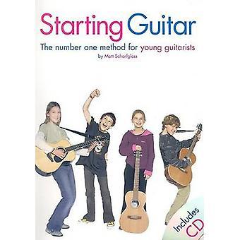Starting Guitar by Matt Scharfglass