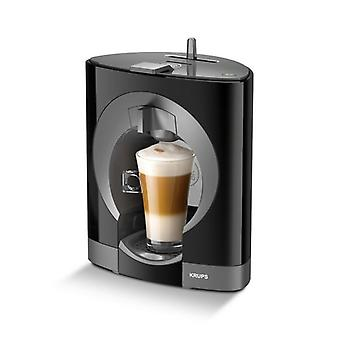 Coffee machine Krups KP1108 Oblo Dolce Gusto 15 bar 0.6 L 1500W black capsules