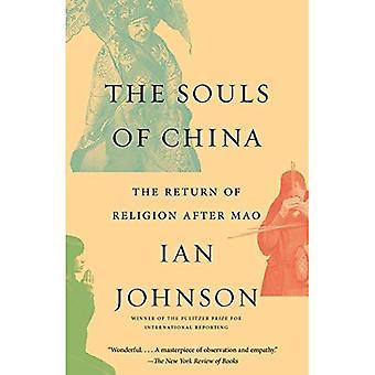 As almas da China: O retorno da religião depois de Mao