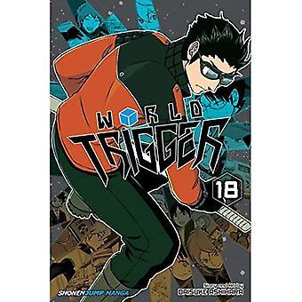 Världen Trigger, Vol. 18 (världen Trigger)