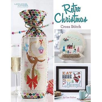 Retro Christmas Cross Stitch   Leisure Arts (6877)