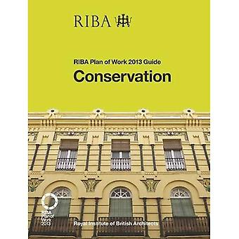 Conservation: RIBA Plan of Work 2013 Guide