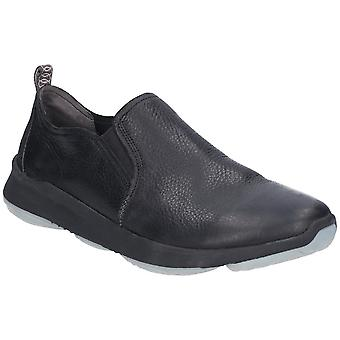 Hush Puppies Mens Glove Slip On Casual Comfortable Shoes