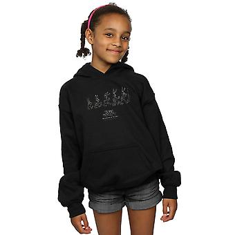 Looney Tunes Girls Bugs Bunny Evolution Hoodie