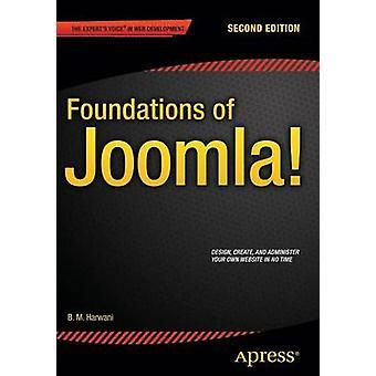 Grundlagen von Joomla durch Harwani & Bintu