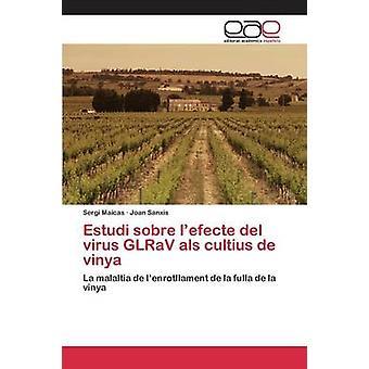 Estudi sobre lefecte ・デル・ウイルス GLRaV als cultius de vinya Maicas