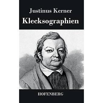 Klecksographien by Kerner & Justinus