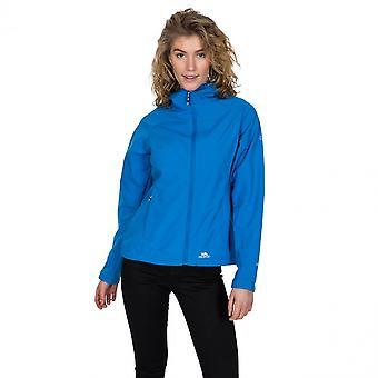 Trespass Womens TAYLLA TP75 ater impermeável com capuz casaco