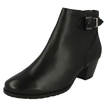 Ladies Van Dal Smart Ankle Boots Porter