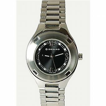 GIORDANO 2048-1 Ladies Silver Tone Bracelet Strap Watch