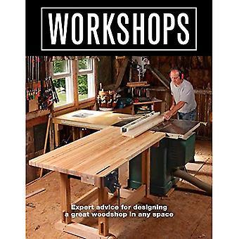 Ateliers: conseils d'experts pour la conception d'un grand atelier dans n'importe quel espace
