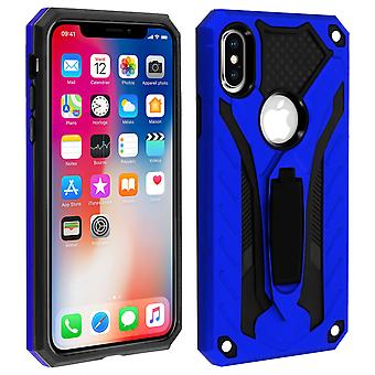 Apple iPhone X / XS Hybrid Protection Case, Phantom Forcell, Blue