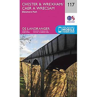 Chester & Wrexham - Ellesmere Port (February 2016 ed) by Ordnance Sur