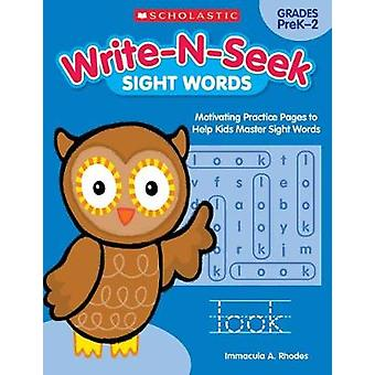 Sight Words - Motivating Practice Pages to Help Kids Master Sight Word
