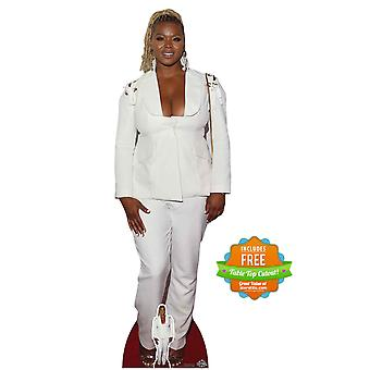 Claire Sulmers Celebrity  Lifesize Cardboard Cutout / Standee