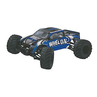 Jamara R/C 4WD Whelon RTR / 4WD / With Ball Bearing / Waterproof 2.4 GHz Control 1:12 Blue