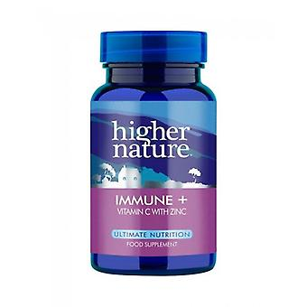 Higher Nature Immune+ Vegetable Tablets 90