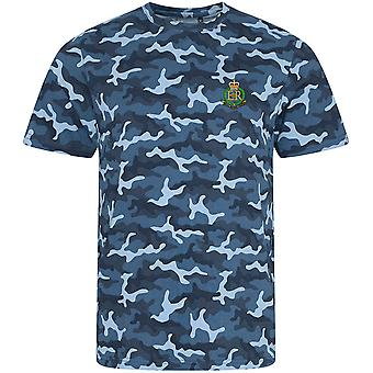 Royal Military Police - Licensed British Army Embroidered Camouflage Print T-Shirt