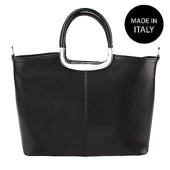 Handbag made in leather 9133