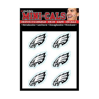 Wincraft 6 erface sticker 3cm-NFL Philadelphia Eagles