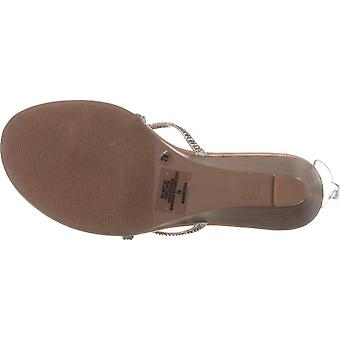 Inc International Concepts Womens Mayca2 Fabric Open Toe Casual Ankle Strap S.