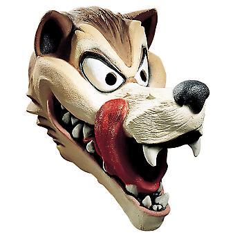 Hongerige grote boze Wolf Werewolf Red Riding Hood verhaal boek Week mannen kostuum masker