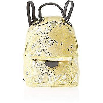 Piece Bags 8665 Women's backpack bag Yellow 16x20x10 cm (W x H x L)