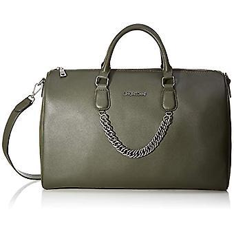 Love Moschino Bag Natural Grain Pu Hand Women (Green) 25x15x40 cm (W x H x L)