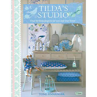 David & Charles Books Tilda's Studio Dc 1586