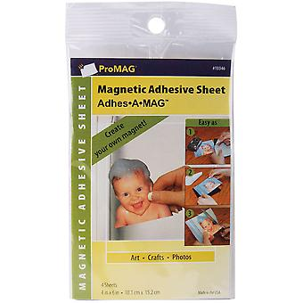 Adhesive Magnetic Sheet 4