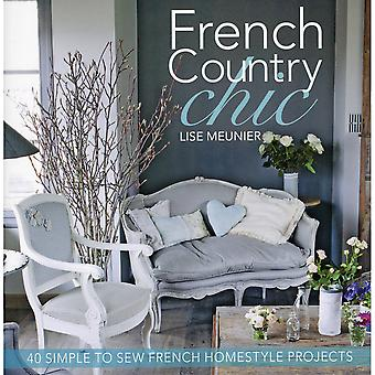 David & Charles Books French Country Chic Dc 2064