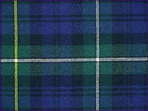 Campbell of Argyll, Modern - Pure Wool Tartan