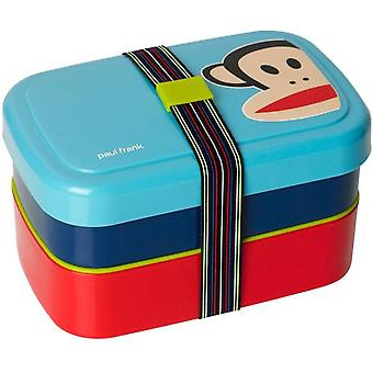 Paul Frank Blue Picnic Lunch Box (Home , Kitchen , Storage and pantry , Tuppers)