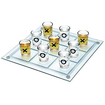 Bigbuy Tic Tac Toe Shots Game (Home , Gadgets)