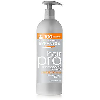 Byphasse Professional Nourishing Shampoo 1000ml