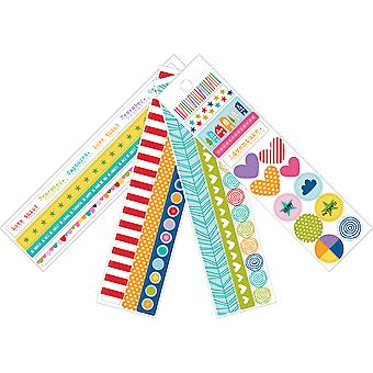 Oh My Stars Washi Stickers-Colorful OMS1350