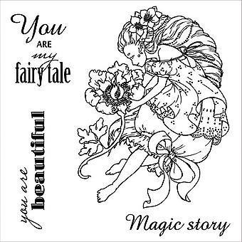 ScrapBerry's Fairy Tale Clear Stamps 4