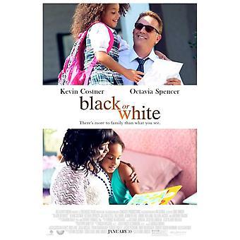 Black or White Movie Poster Print (27 x 40)