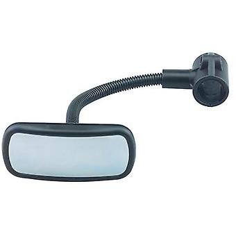 Herbert Richter Goose neck/ driving mirror with pipe installation 102 mm x 42 mm