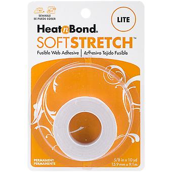 Heat'n Bond Lite Soft Stretch Iron-On Adhesive-5/8