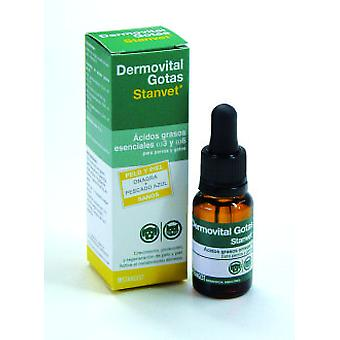 Stanvet Dermovital Drops (Cats , Dogs , Supplements , Supplements)