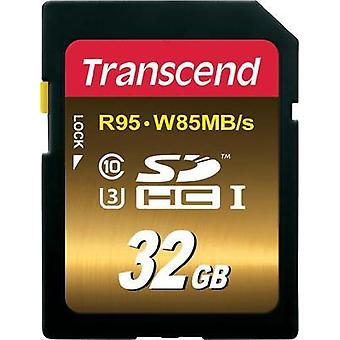 SDHC card 32 GB Transcend Extreme Class 10, UHS-I, UHS-Class 3