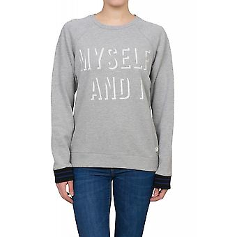 Lee SWS sweater women's sweater grey L53SUB37
