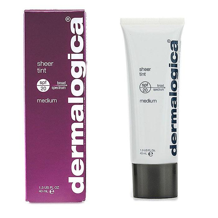 Dermalogica Sheer Tint Feuchtigkeit LSF20 (Medium) 40ml / 1,3 oz