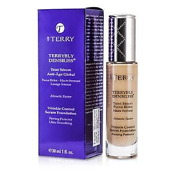 By Terry Terrybly Densiliss Wrinkle Control Serum Foundation - # 4 Natural Beige - 30ml/1oz