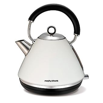 MORPHY RICHARDS Kettle Accent White